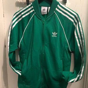 Men's Small Adidas Track Jacket